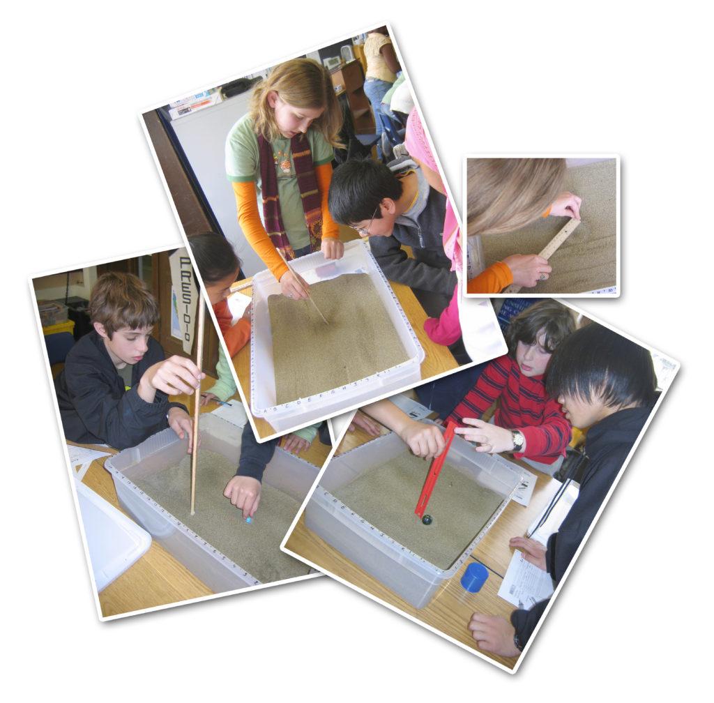 Meteorite Activity in a Classroom
