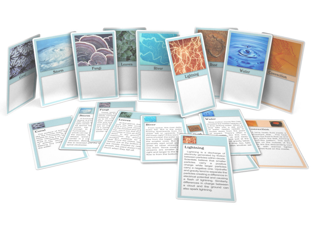Patterns in Nature Cards